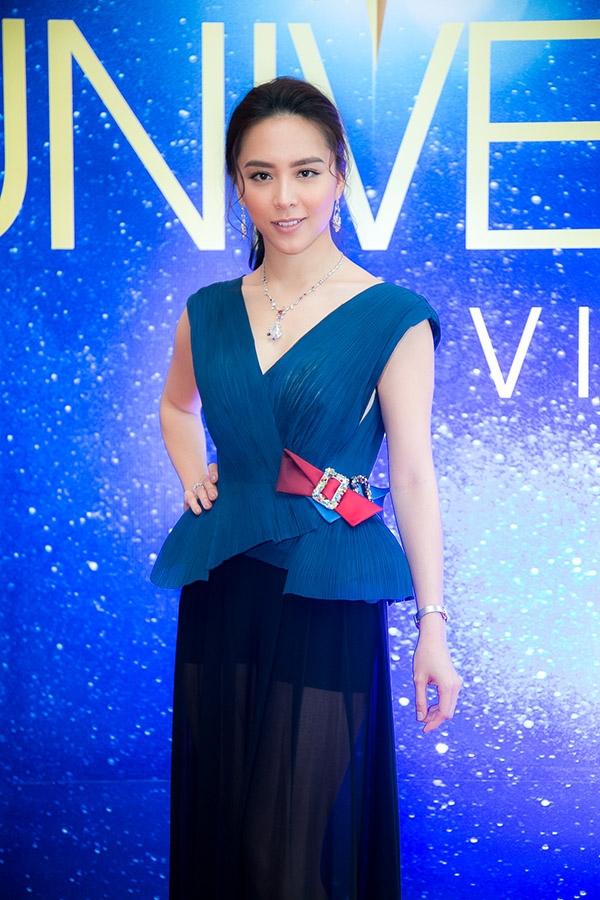 | Á hậu Dương Trương Thiên Lý
