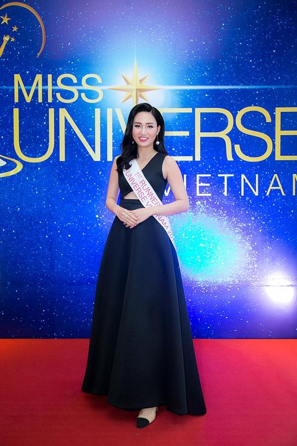 Á hậu 1 Hoa hậu Hoàn vũ Việt Nam 2015 Ngô Trà My, hiện tại cô đã lập gia đình và sinh con đầu lòng.