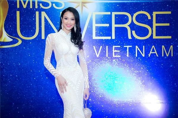 Phạm Thủy Tiên Top 5 Hoa hậu Việt Nam 2016