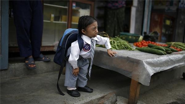Người đàn ông thấp nhất: Khagendra Thapa Magar (người Nepal), sinh ngày 14/10/1992, đến nay chỉ cao 67,08cm. Kỷ lục trước đó thuộc về Chandra Bahadur Dangi (người Nepal) với chiều cao 54,6cm. Tuy nhiên ông Chandra qua đời vào ngày 03/09/2015 nên kỷ lục được trao lại cho Khagendra.