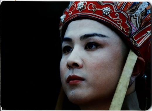 Từ Thiếu Hoa điển trai trong vai diễn Đường Tăng.