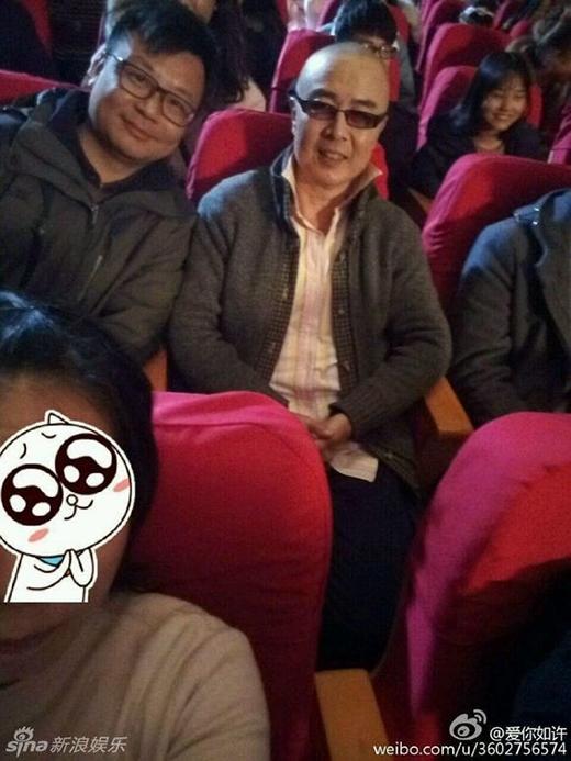 Mới đây nhất, ông xuất hiện trong sự kiện họp báo ra mắt phim Sân khấu tổ chức tại Hợp Phì, tỉnh An Huy (Trung Quốc). Khác với vẻ tuấn tú khi xưa, ông gầy gò và tiều tụy hơn khi bước vào độ tuổi 58.