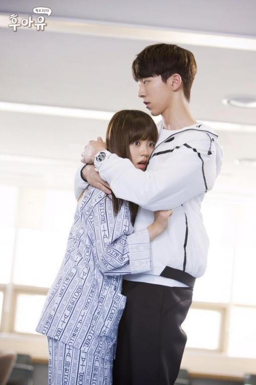 Cặp đôi 9x thi nhau khiến khán giả màn ảnh Hàn rung rinh