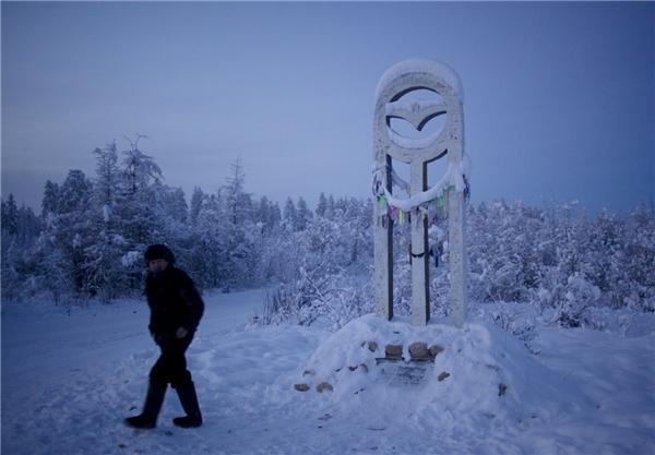 Chưa hết, đến mùa hè, nhiệt độ này vẫn không lấy làm dễ chịu hơn. Có lúc làng Oymyakon đạt 35 độ C vào mùa hè! Tuy nhiên, mùa hè ở đây khá ngắn.