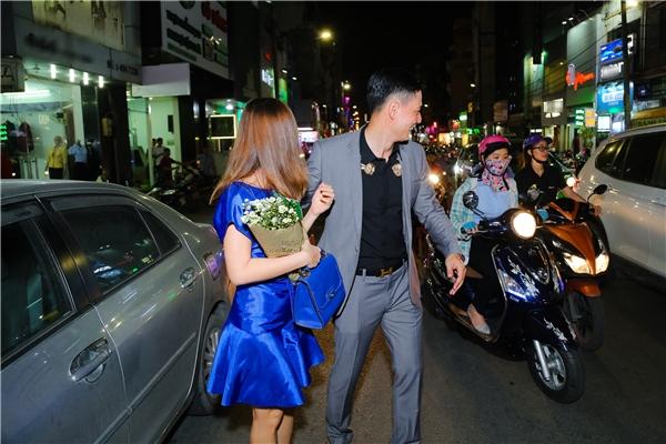 """Vắng mặt vợ, Bình Minh tận tình tiếp đón """"người tình"""" Lan Phương - Tin sao Viet - Tin tuc sao Viet - Scandal sao Viet - Tin tuc cua Sao - Tin cua Sao"""