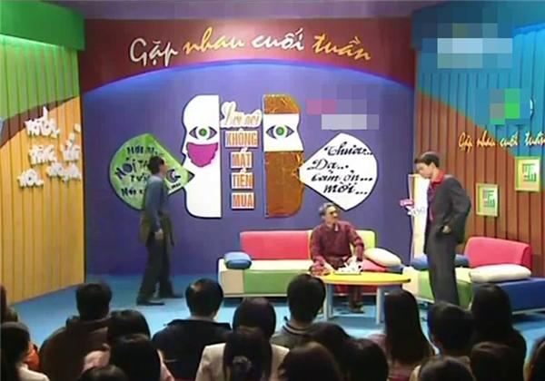 """Chương trình đã thỏa mãn """"cơn khát"""" giải trí của nhiều khán giả Việt bấy giờ."""