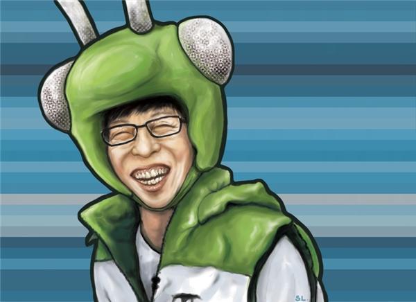 Những tạo hình để đời của Yoo Jae Suk chỉ có ở Running Man