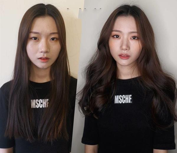 Đã đến lúc thay đôi kiểu tóc dài đơn giản và nhàm chán rồi.