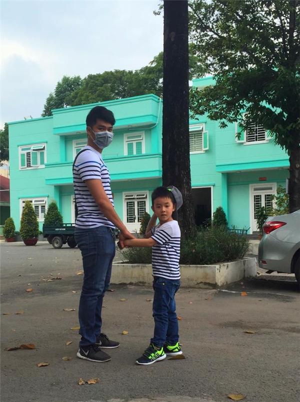 Sau tất cả, mẹ con Lê Phương đã tìm được hạnh phúc bên người mới - Tin sao Viet - Tin tuc sao Viet - Scandal sao Viet - Tin tuc cua Sao - Tin cua Sao