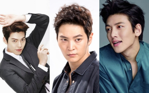 Kim Won Bin - Joo Won - Chang Ji Wook mỗi tập mà họ xuất hiện sẽ nhận được khoảng một tỷ đồng.