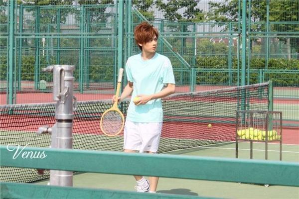 Hoàng tử tennis là bộ phim đầu tiên của LýDịch Phong.
