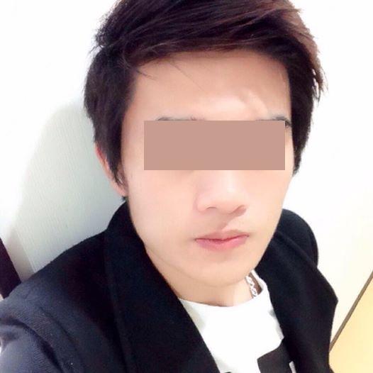 Du học sinh xấu số Nguyễn Đình Liên.