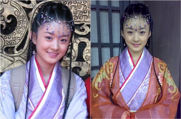 Sau khi giành giải quán quân cuộc thi Tìm kiếm ngôi sao vào năm 2006, Triệu Lệ Dĩnh được chọn đóng vai Tiểu Hoàng Hậu trong bộ phim Nam Việt Vương.