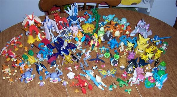 BéAshlynd đã đặt mua cả đống đồ chơi Pokemon bằng cách dùng iPhone của mẹ để mua chúng trên trang Amazon. (Ảnh: internet)