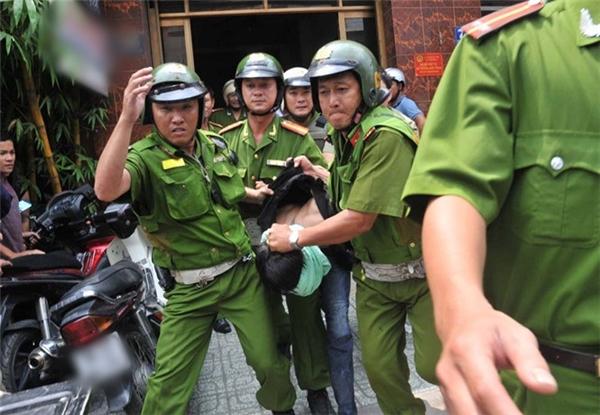 Lực lượng cảnh sát hình sự đặc nhiệm sẽ được ưu tiên hàng đầu trong việc đầu tư trang thiết bị. (Ảnh: internet)