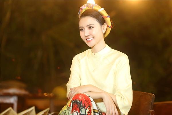 Chia sẻ thêm về những dự tính trong dịp Tết Nguyên đán sắp tới, Ngọc Duyên cho biết sẽ dành trọn thời gian bên gia đình bởi suốt một năm qua cô đã rất bận rộn.