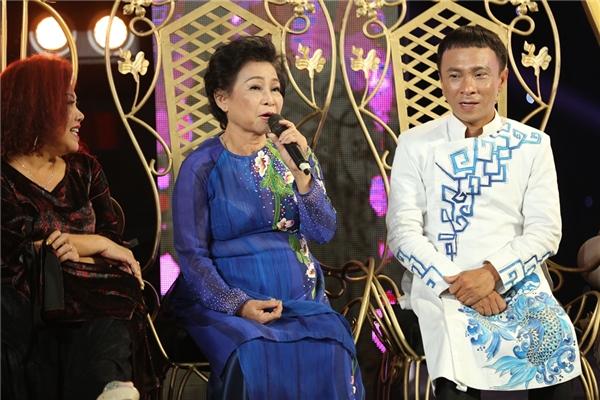 """Nghệ sĩ Dũng """"nhí"""" và mẹ Phương Dung - Tin sao Viet - Tin tuc sao Viet - Scandal sao Viet - Tin tuc cua Sao - Tin cua Sao"""