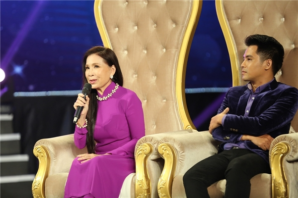 NSƯT Kim Xuân và con trai Huy Luân - Tin sao Viet - Tin tuc sao Viet - Scandal sao Viet - Tin tuc cua Sao - Tin cua Sao