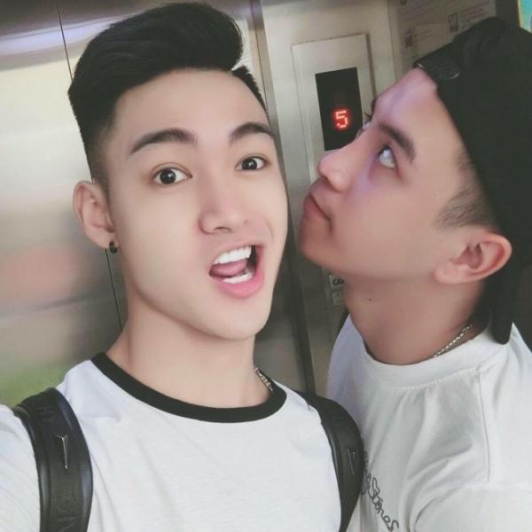 Những cặp đồng tính Việt được ngưỡng mộ nhất 2016 vì quá đẹp đôi