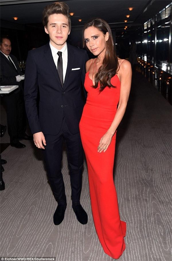 Gia đình Beckham liên tiếp nhận tin vui trong năm 2016.