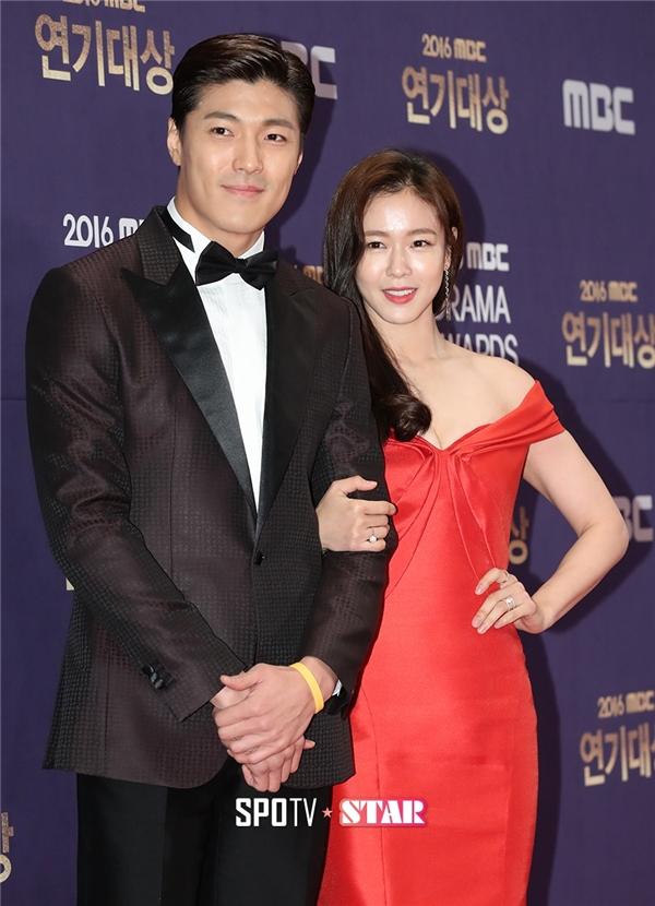 Lee Jae Yoon và Kyung Soo Jin