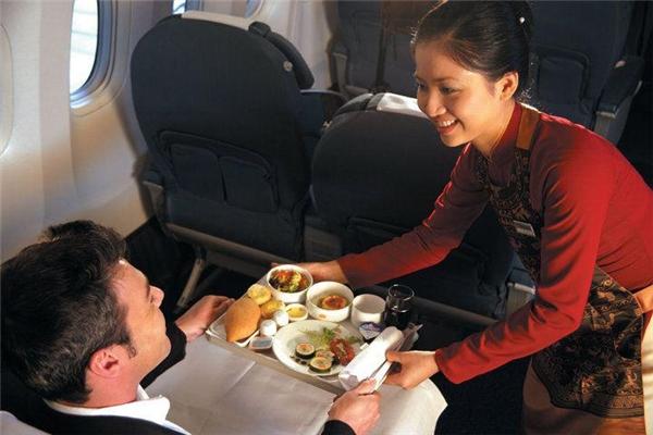 """Tiếp viên hàng không sẽ không nhận tiền """"tip""""."""