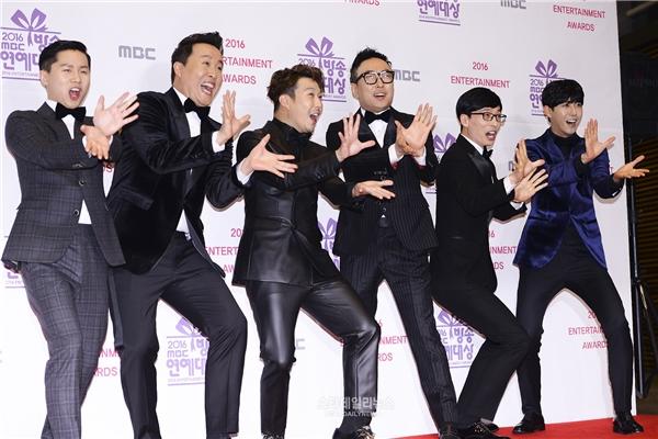 Bộ sậu Infinity Chalenge – chương trình truyền hình ăn khách nhất Hàn Quốc hiện nay.