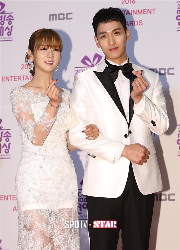 Choi Tae Joon và Bomi (A Pink)