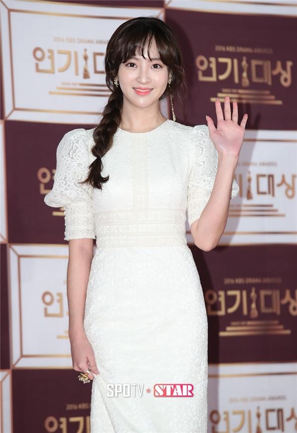 Nàng công chúa béo ú trong Mây họa ánh trăng do Jung Hye Sung thể hiện là một trong những nhân vật phụ được yêu thích nhất màn ảnh Hàn năm nay.