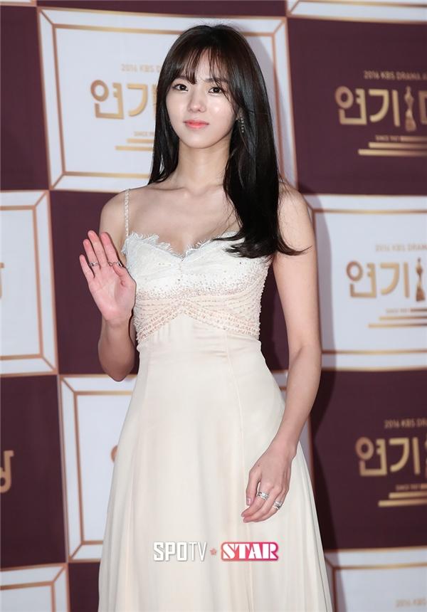 """Chae Soo Bin - nàng Thái tử phi """"hụt"""" của Mây họa ánh trăng"""