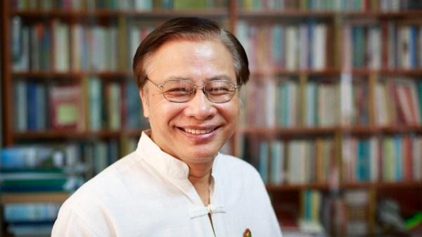 GS Trần Ngọc Thêm(Ảnh: Vietnamnet)