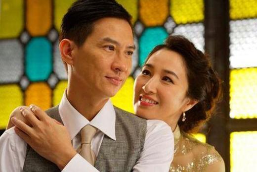 Quan Vịnh Hà yên ấm bên tài tử Trương Gia Huy.