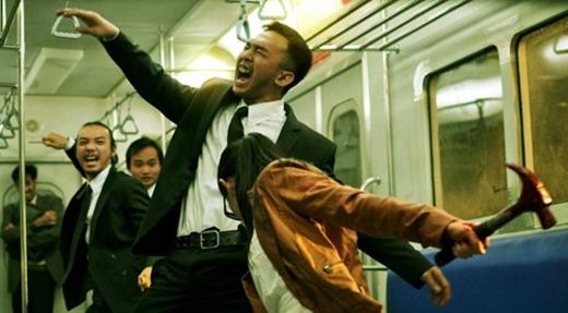 Phim C18 chấp nhận các cảnh tả thực về bạo lực và đổ máu.