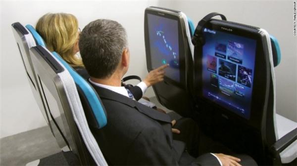 Trong tương lai bạn sẽ được đi những chuyến bay chất lừ thế này đây