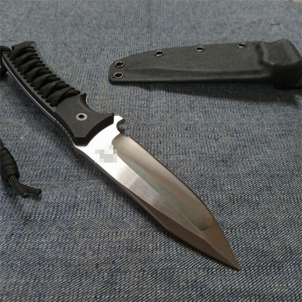 Một con dao chắc chắn là dụng cụ linh hoạt nhất để sinh tồn khi rơi vào tình huống nguy hiểm.