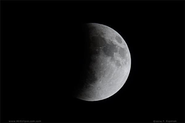 Trong suốt hiện tượng này, một phần của Mặt trăng sẽ tối đi do di chuyển qua bóng Trái đất. Rất may mắn vì lần này Mặt trăng hoàn toàn nằm trên đường chân trời, vì vậy Việt Nam có thể quan sát trọn vẹn hiện tượng nhật thực một phần từ 22h50 ngày 7/8 đến 3h50 ngày 8/8 nếu điều kiện thời tiết thuận lợi.