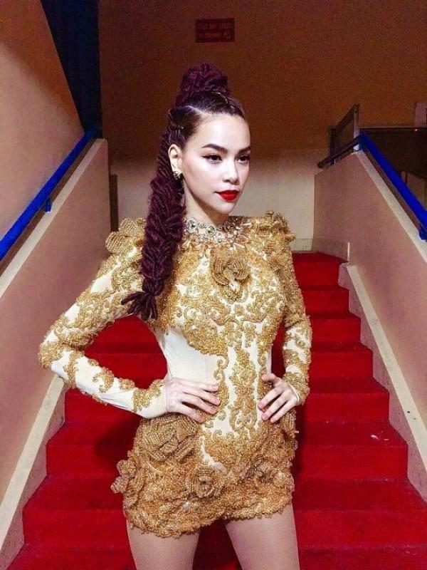 Nhìn lại những mái tóc không đụng hàng của mỹ nhân Việt năm 2016