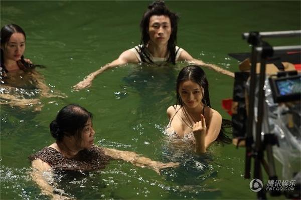 Trung Quốc đoạt được doanh thu phòng vé kỉ lục với bộ phim The Mermaid.