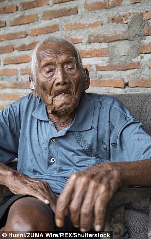 Cụ ông Gothohiện được xem là người già nhất thế giới.
