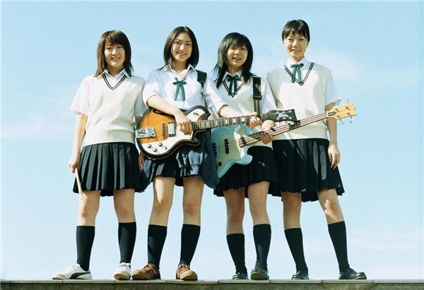 Phim của đạo diễn Nobuhiro Yamashita là tác phẩm âm nhạc hài hước thú vị về đề tài học đường.