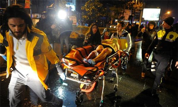 35 người thiệt mạng trong vụ xả súng tại Thổ Nhĩ Kỳ ngay đầu năm