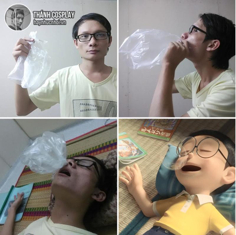 Nobitaphiên bản... rấtlỗi.