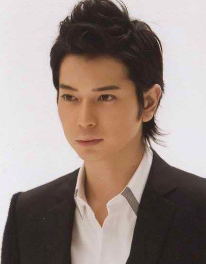 Matsumoto Junlà một trong những nam thần đình đám của làng giải trí Nhật Bản.