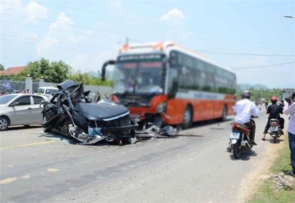 Con số thương vong vì tai nạn giao thông đã lên đến 56 người tử vong và 31 người bị thương.(Ảnh: Internet)