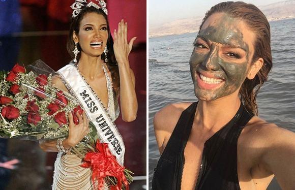 Miss Universe 2006Zuleyka Rivera Mendoza Jerrís (Puerto Rico).