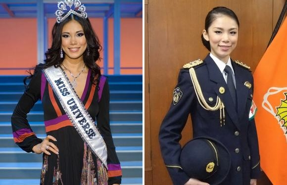 Miss Universe 2007Riyo Mori (Nhật Bản).