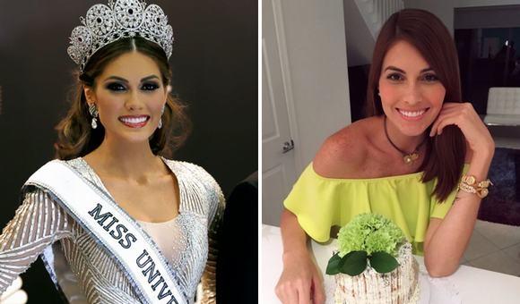 Hoa hậu Hoàn vũ 2013Maria Gabriela Isler (Venezuela).