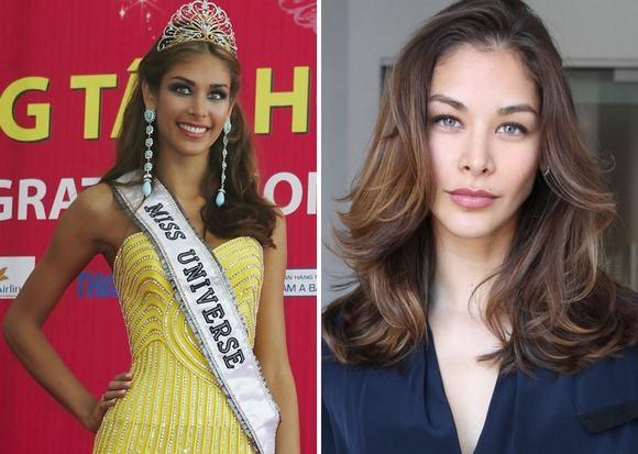 Hoa hậu Hoàn vũ 2008Dayana Mendoza (Venezuela).