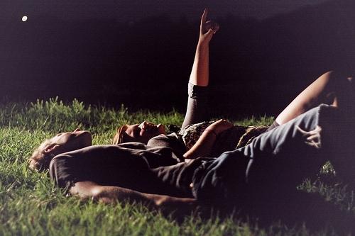 Bạn nên để mắt làm quen với trời đêm trong 20 phút. (Ảnh: internet)