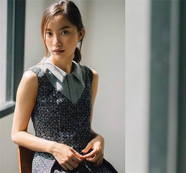 Nữ thần sắc đẹp Thái Lan gây sốt với bộ ảnh chụp tại Sài Gòn